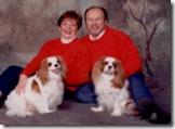 Bill&Trudywithdogs