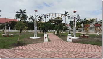 Park in Belize City